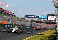 La temporada 2016 de F1 empezará en Australia...¡en abril!