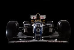 El Williams F1 de Damon Hill, a subasta