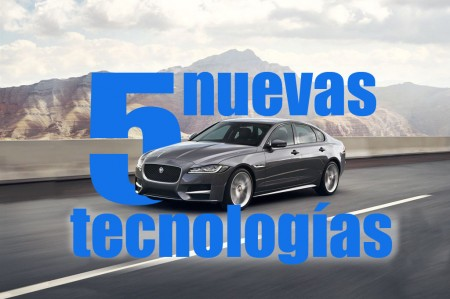 Jaguar XF 2016: estas 5 tecnologías le colocan a la vanguardia