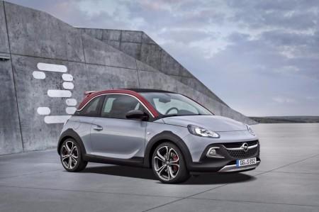 El Opel Adam Rocks S hará su debut en Amsterdam