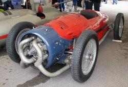 Monaco-Trossi T34, el monoplaza de carreras con motor radial