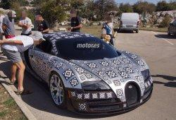 El Bugatti Chiron 2016 valdrá lo mismo que ¡¡100 Volkswagen Golf!!