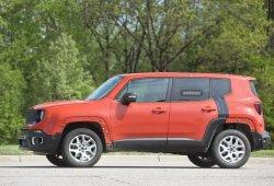Jeep Patriot 2017, cazada la primera mula de pruebas