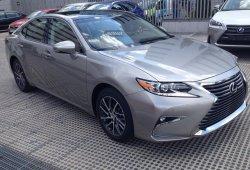 Exclusiva: Lexus ES 250 avistado en España