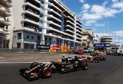 Lotus exculpa a Grosjean por el accidente con Verstappen en Mónaco