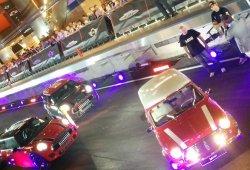 MINI John Cooper Works 2015, de estreno en la MINI Metro Race de Chamartín en Madrid