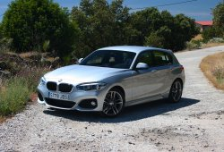 Presentación BMW Serie 1 2015 (II): Diseño y habitabilidad
