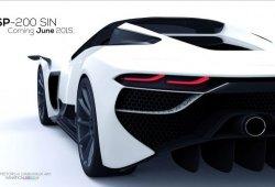 PSC Motors presentará al SP-200 SIN, un deportivo de 1.700 CV