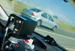 La DGT publica la primera lista de radares móviles de España