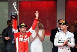 Vettel, segundo piloto con más podios en sus 6 primeras carreras con Ferrari