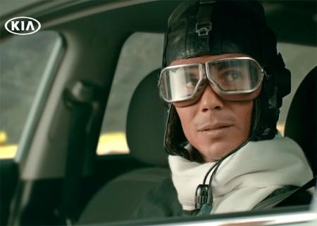 Ingeniosa campaña del Kia Sportage con Rafa Nadal de protagonista