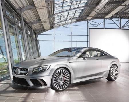 Mercedes S63 AMG Coupé, hasta 1.000 CV firmados por Mansory
