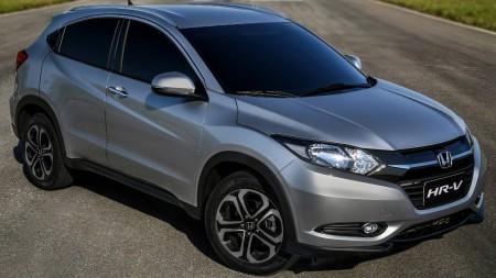 Brasil - Abril 2015: El Honda HR-V empieza con buen pie
