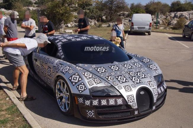 el bugatti chiron 2016 valdrá lo mismo que ¡¡100 volkswagen golf