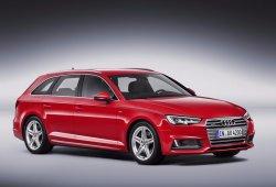 Nuevo Audi A4 g-tron