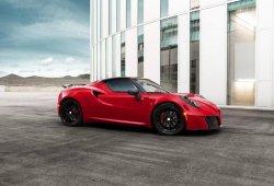 El Alfa Romeo 4C de Pogea Racing llega a los 313 CV