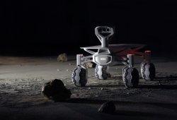 La última locura de Audi, un vehículo lunar