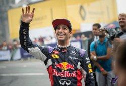 Daniel Ricciardo no descarta la posibilidad de fichar por Ferrari