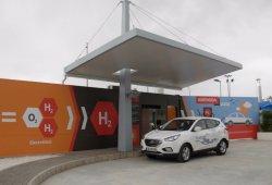 Se pone en marcha la primera estación de servicio de hidrógeno de Sevilla