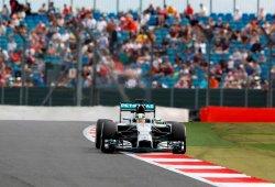 """Hamilton: """"No hay nada mejor que Silverstone"""""""