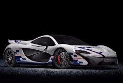 McLaren P1 Prost, sentido homenaje a un tetracampeón del mundo