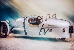 Morgan EV3, o cómo el Morgan 3 Wheeler se vuelve eléctrico