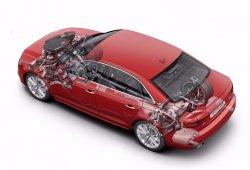Los motores del Audi A4 2015
