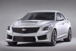 Los 649 CV del Cadillac CTS-V ya tienen precio, 98.500 euros