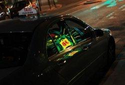 Los taxistas franceses declaran la guerra a Uber en las calles
