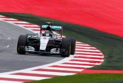 Rosberg, el más rápido en el cierre de los test de Fórmula 1 en el Red Bull Ring