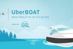 UberBoat, porque Uber también se atreve con los barcos