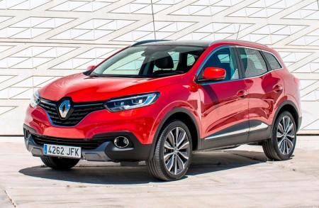 Los precios del Renault Kadjar
