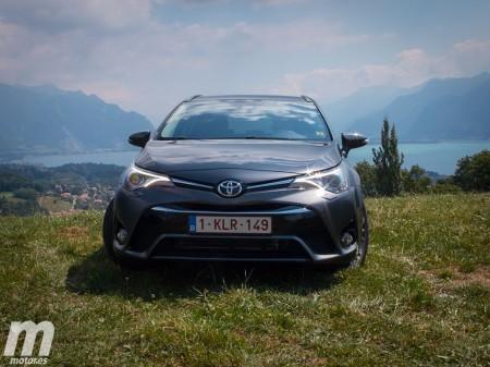 Prueba Toyota Avensis 2.0D-4D: Interior, habitabilidad y comportamiento