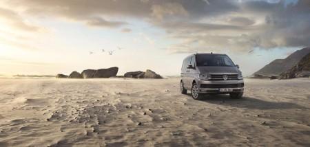Volkswagen California T6: para playa, montaña y lo que se tercie