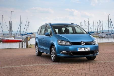 Volkswagen Sharan 2015, precios y equipamiento: ya a la venta en España