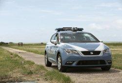 Así se probaron los SEAT León para la policía italiana