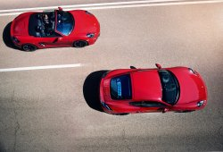 Así serán los motores de cuatro cilindros de Porsche Boxster y Cayman