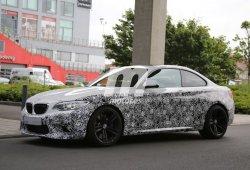 El BMW M2 dispondrá de cambio manual de seis velocidades