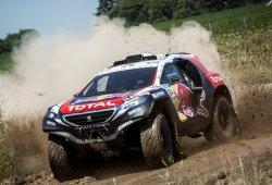 Documental de Peugeot sobre el Dakar 2015