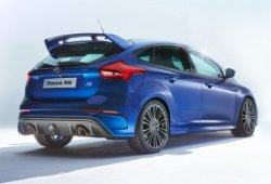 Ford Focus RS 2016, desde 36.605 dólares en Estados Unidos
