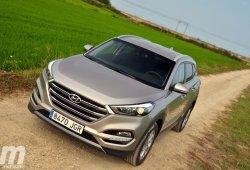 Hyundai Tucson 2015: diseño, habitabilidad y maletero