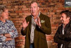Jeremy Clarkson, James May y Richard Hammond emitirán por Amazon Prime