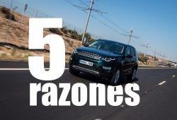 Cinco motivos por los que el Discovery Sport es un verdadero Land Rover