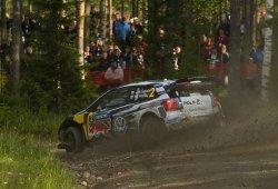 Latvala y Ogier se marcan a la décima en el Rally de Finlandia