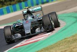 Hungría baja del podio a los Mercedes año y medio después