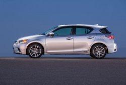 Mínimos cambios para Lexus CT 200h 2016