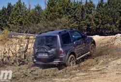Mitsubishi Montero 3 Puertas Kaiteki: En marcha y conclusiones (III)