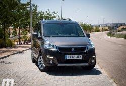 Presentación Peugeot Partner 2015: Gama, tecnología, diseño y precios