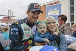 Sébastien Ogier es el primer líder del Rally de Finlandia