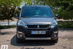 Prueba Peugeot Partner Tepee Outdoor BlueHDi 120
